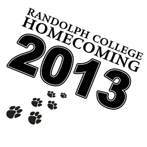 Randolph College Homecoming 2012 logo