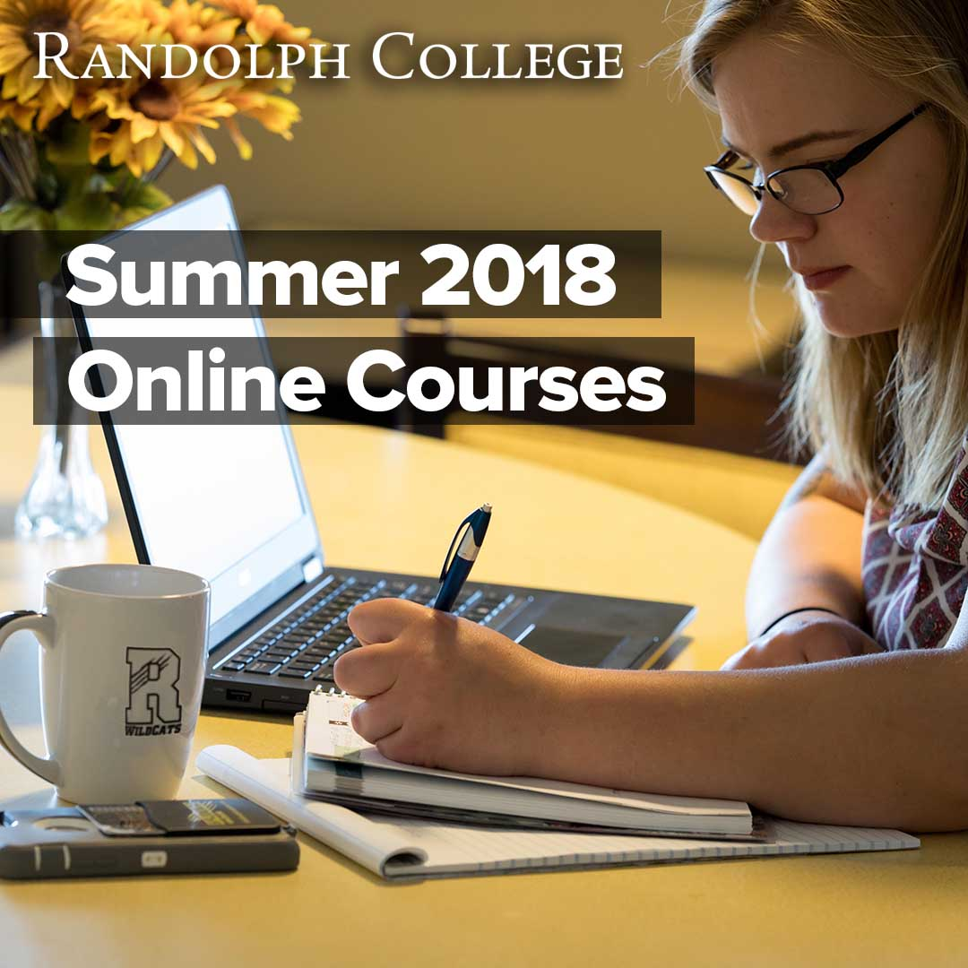 Randolph College Online Courses - Summer 2018