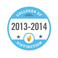 Colleges of Distinction 2014 Edition