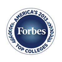 Forbes Top Colleges 2014 Edition