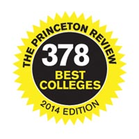 Princeton Review Best 378 Colleges 2014 Edition